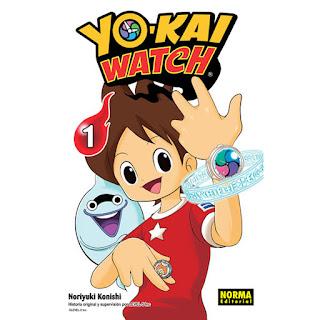Yo-kai Watch (Norma Editorial)