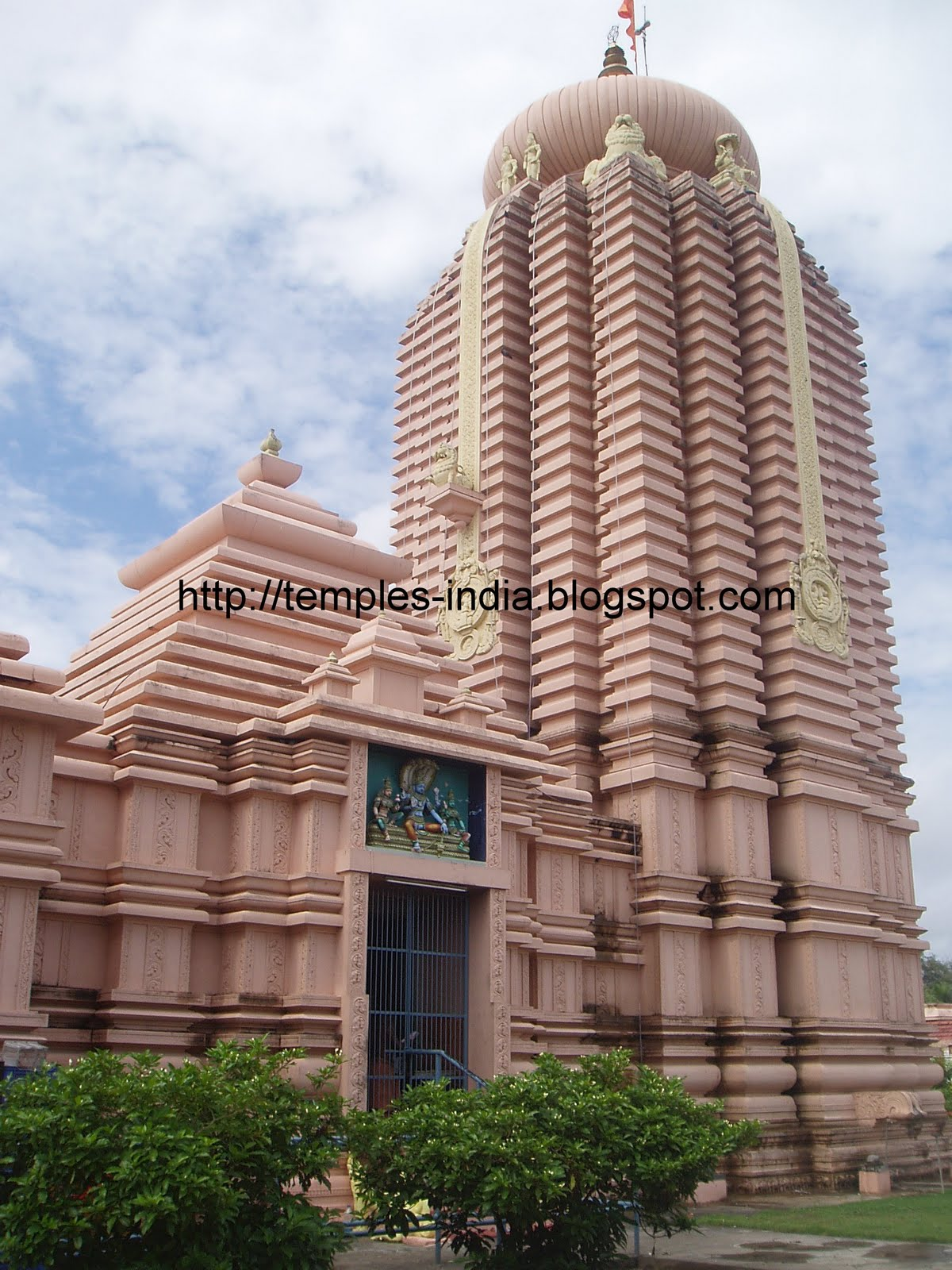 Temples of India: Pandurangan Temple, Tennangur