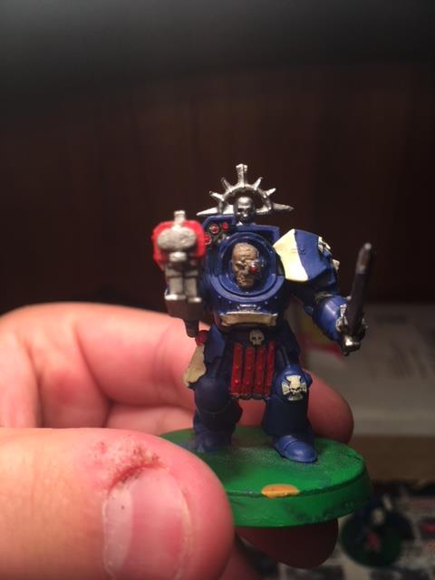 What's On Your Table: Terminator Sergeant