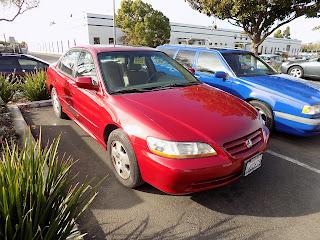 Victor & Alla's Honda