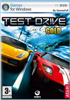 Test Drive Unlimited GOLD PC [Full] Español [MEGA]