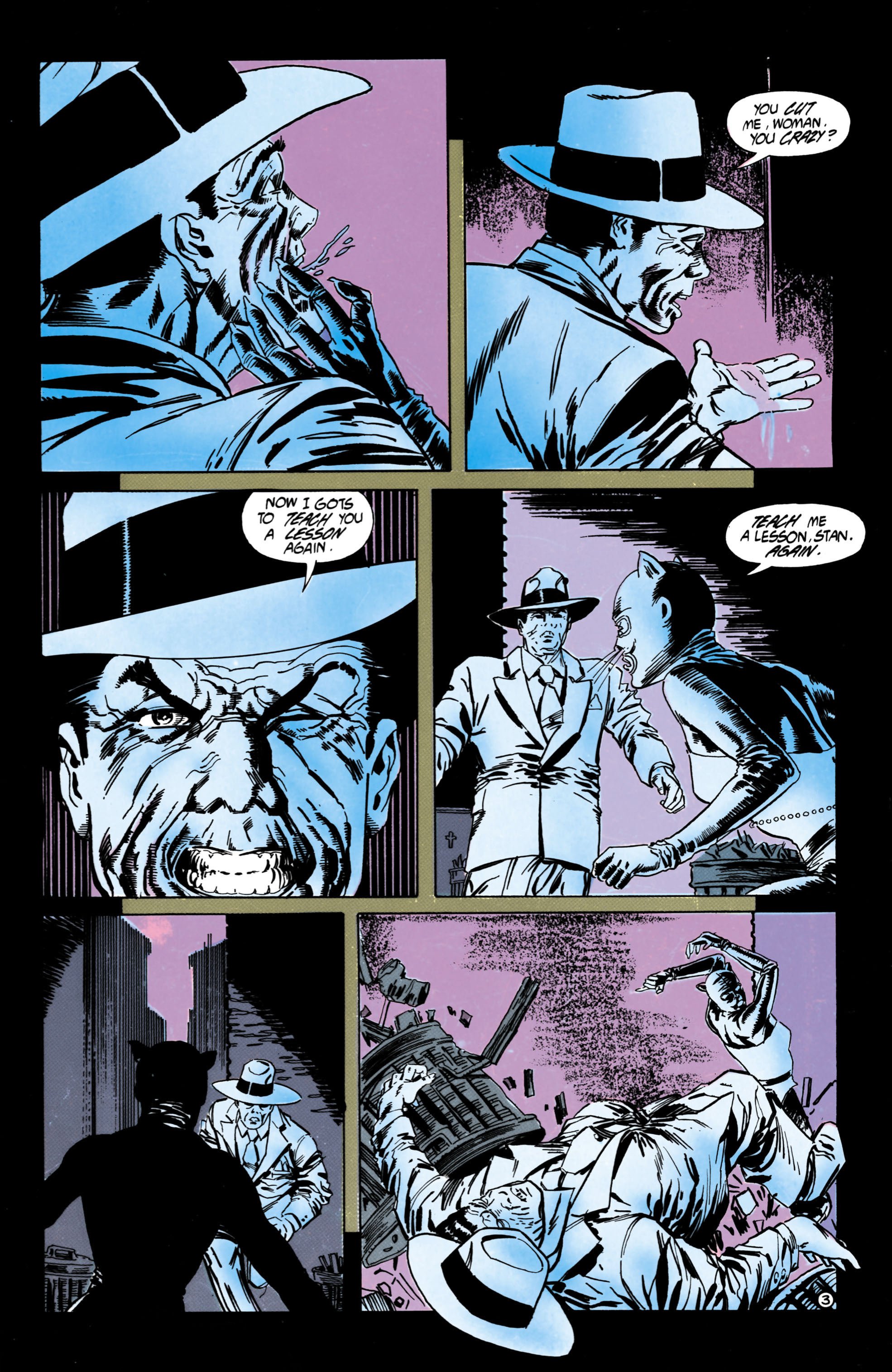Catwoman (1989) Issue #2 #2 - English 4