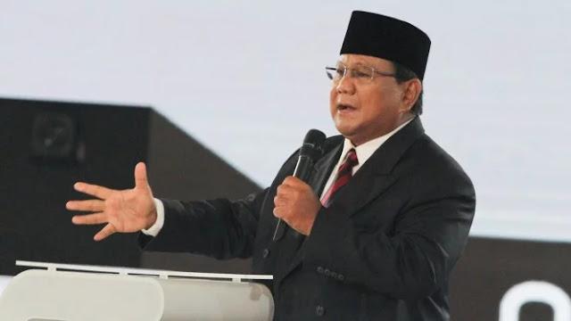 Prabowo Cerita Bung Karno Bangun Angkatan Perang Terkuat di ASEAN