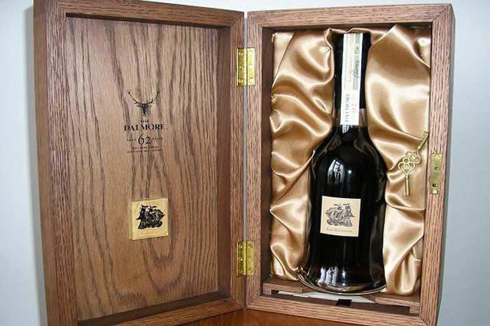 Самый дорогой виски цена