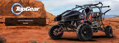 "SkyRunner's Gravity-Defying Vehicle Takes Flight on ""Top Gear"""