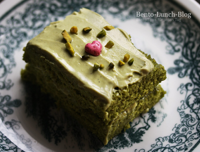 bento lunch blog rezept matcha mikrowellen kuchen mit mascarpone creme. Black Bedroom Furniture Sets. Home Design Ideas