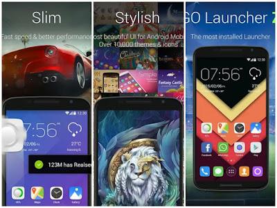 7 Launcher Android Terbaik Dan Paling Ringan 2017