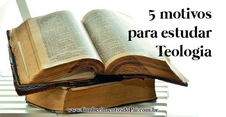 Curso Bacharel em Teologia - Conhecimentos do Pai - Universidade Bíblia