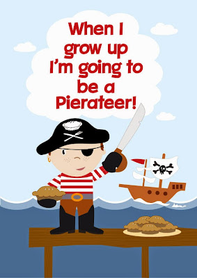 Pierate Pierateer Print