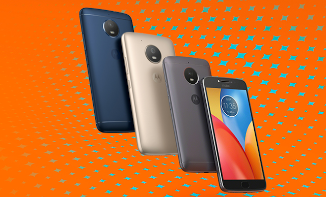Moto E4 Family goes official in India with a Starting Price of ₹8,999