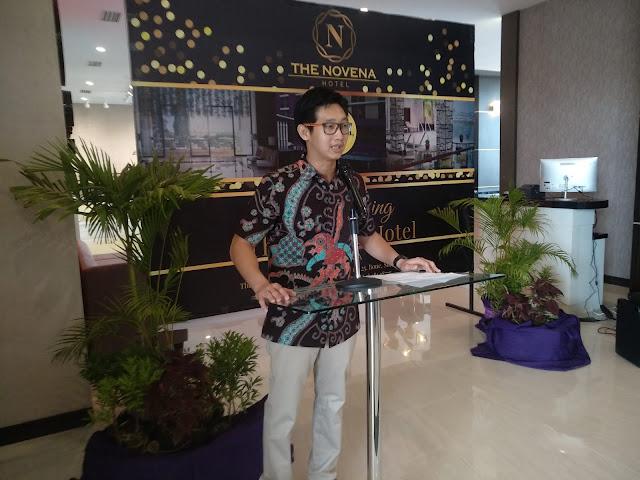 Ini yang Dilakukan Novena Hotel Untuk Terbaik di Kabupaten/ Kota Sulsel