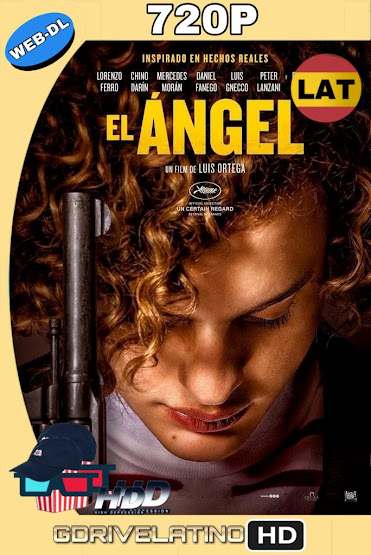 El Ángel (2018) HC WEB-DL 720p Latino mkv