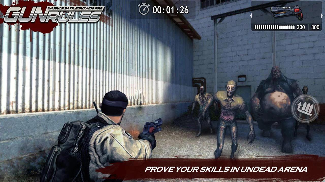 los mejores juegos de zombies para android 2018 sin internet