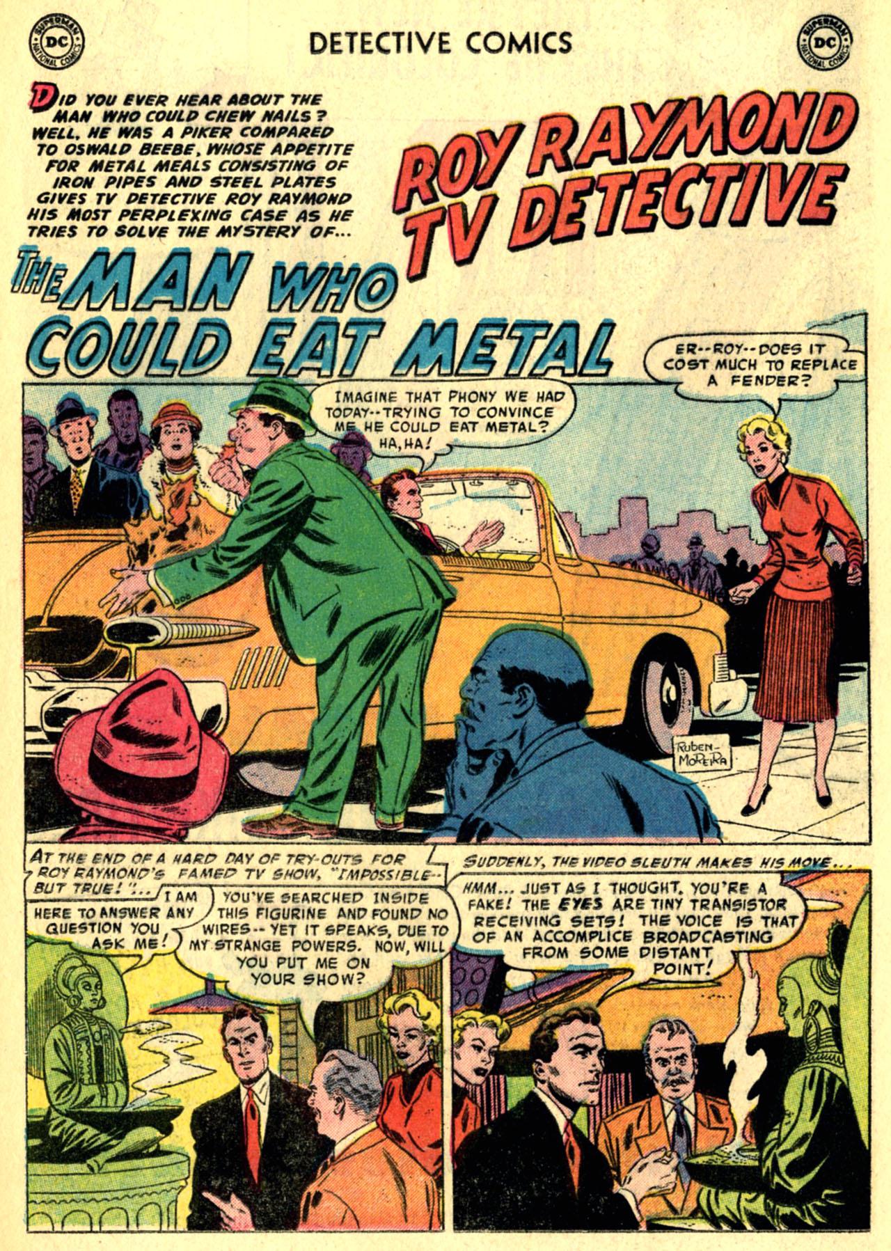Detective Comics (1937) 232 Page 15