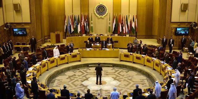 مطالبة الجامعة العربية بالحماية الدولية لفلسطين
