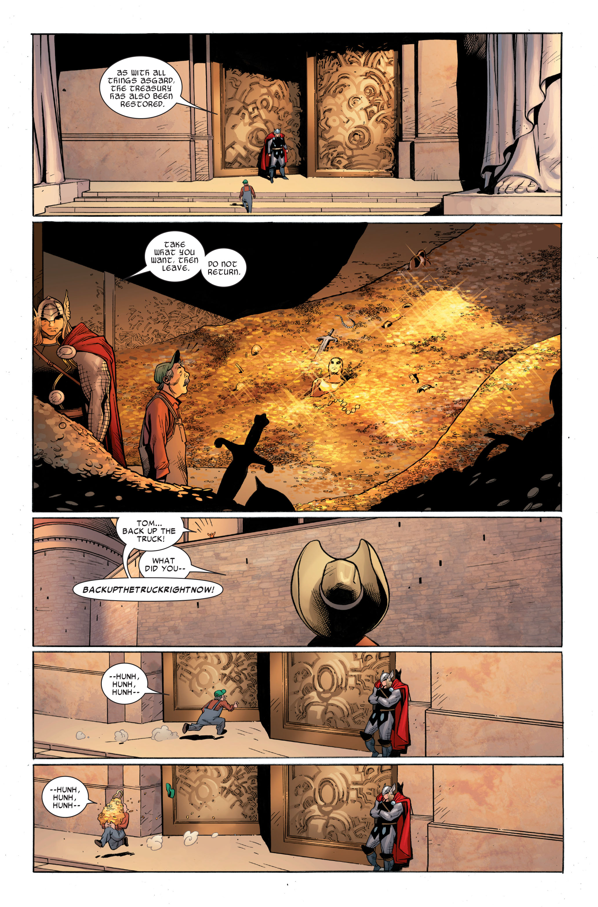 Thor (2007) Issue #2 #2 - English 21