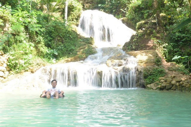 Taman Sungai Mudal yang Segar dan Indah