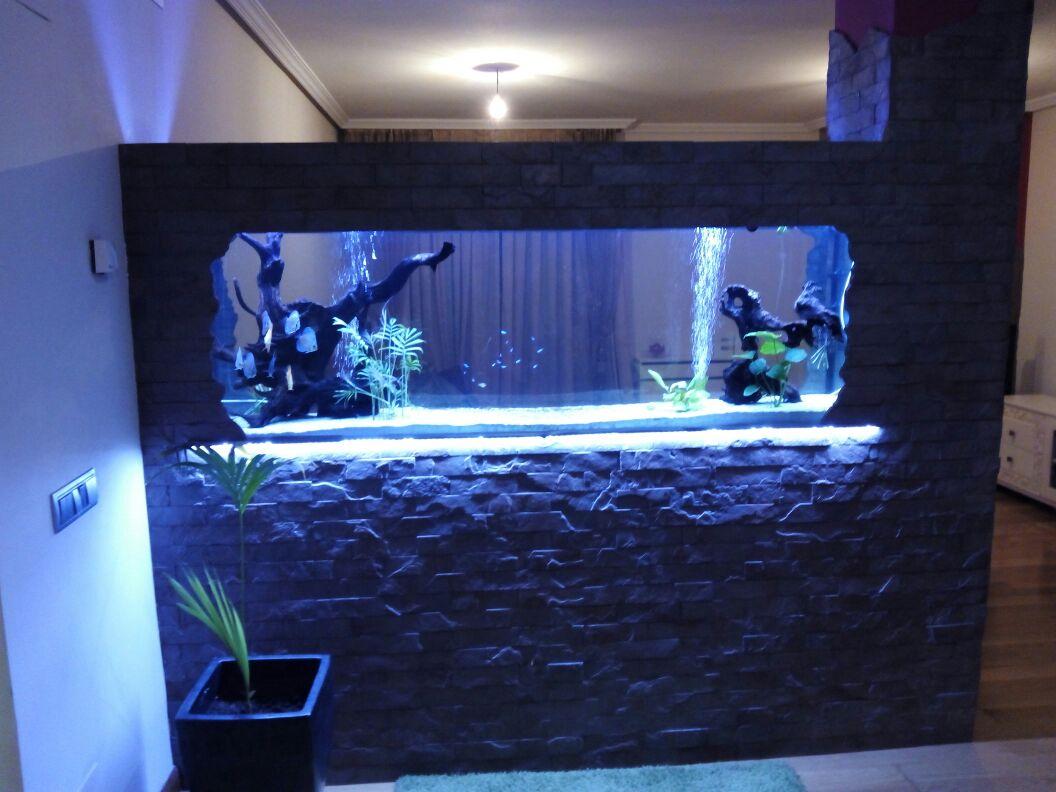 Acuario a medida especial acuarios 500 600 700 y 800 - Acuario en casa ...