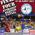 Στο κλειστό του Λαυρίου το Final-4 Κυπέλλου Ανδρών ποδόσφαιρο σάλας 27 & 28 Μαΐου
