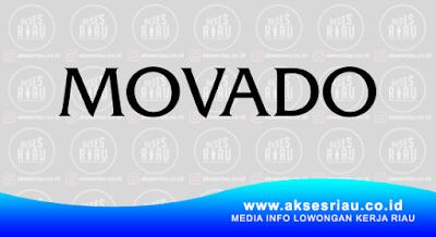 Lowongan CV. Surya Inti Pratama (MOVADO) Pekanbaru Maret 2018