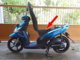 Bagasi Yamaha Mio J