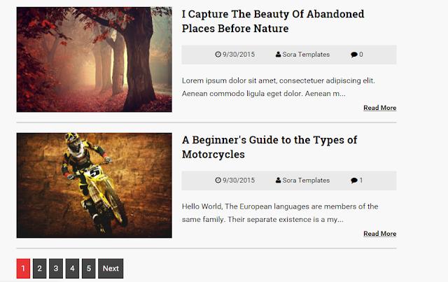 Astonish Blogger Template Free Download