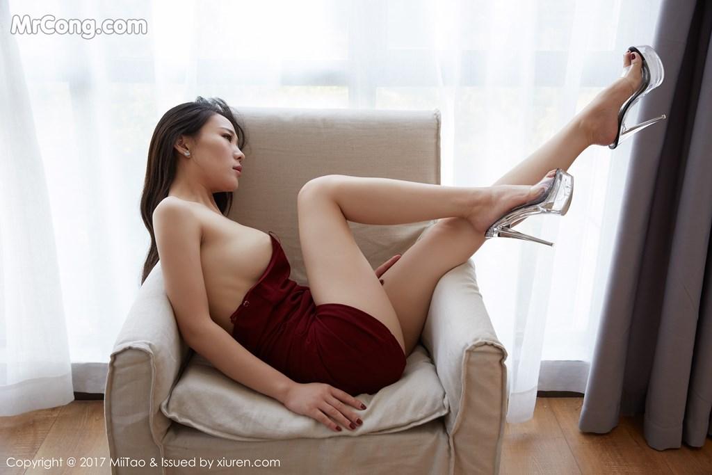 Image MiiTao-Vol.079-Yu-Wei-MrCong.com-021 in post MiiTao Vol.079: Người mẫu Yu Wei (雨薇) (54 ảnh)