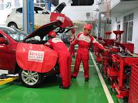 Field Fix Campaign (Kampanye Perbaikan) Kendaraan Penumpang dan Niaga Ringan Mitsubishi Motors di Indonesia