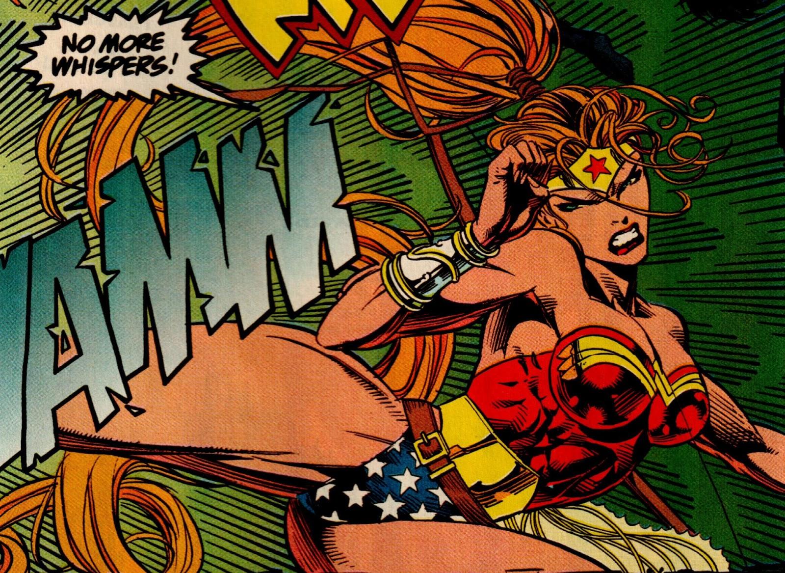 Wonder Woman 1990