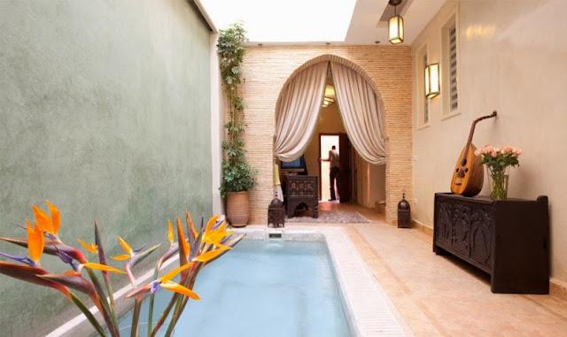 alojamiento con encanto en Marruecos