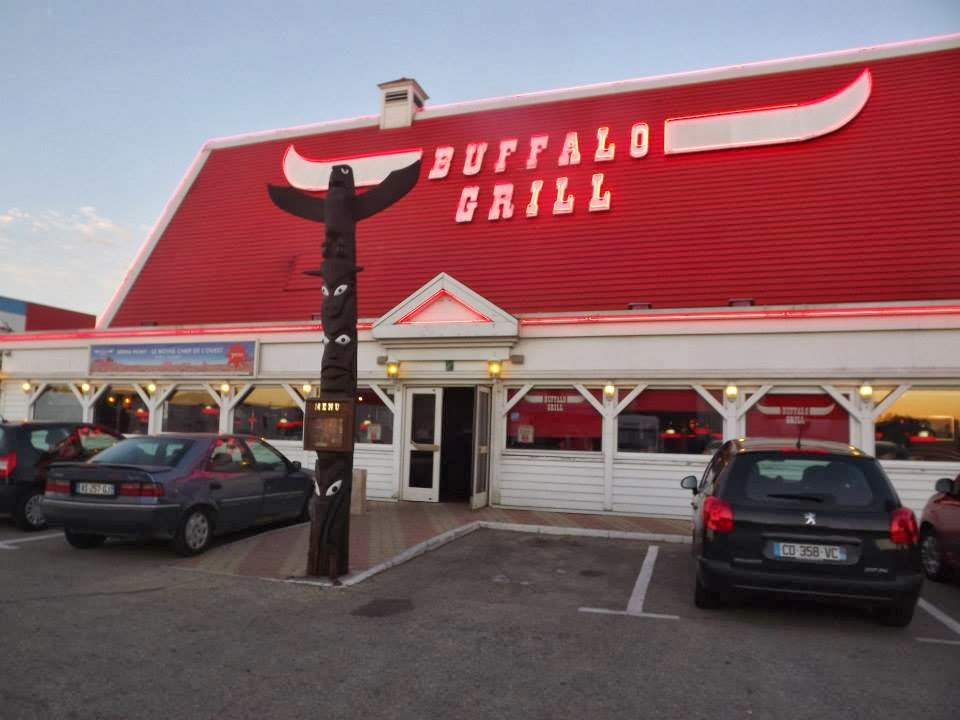 On a new path granada camargue new mexico coming full - Carte restaurant buffalo grill ...