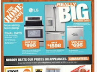 Home depot Ontario Flyer October 26 - November 01, 2017