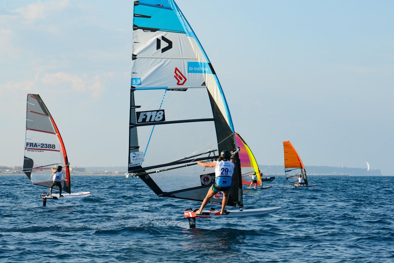 Championnat De France Espoirs Et Open Windfoil Kitefoil Et Kitefreestyle Une Premiere Edition Reussie Resultats Scanvoile