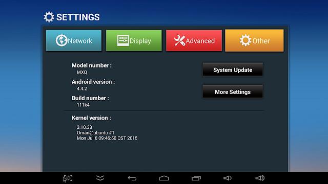 Análise Box Android MXQ 8