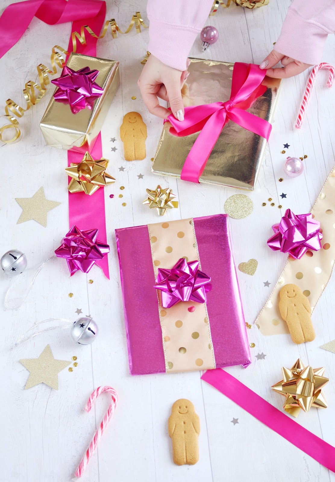 How To Make Presents Look All Pinterest-y When You\'re Skint and Can ...