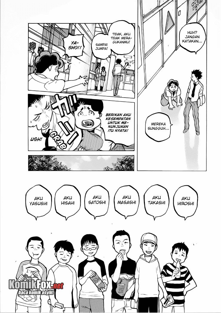 Koe no Katachi Chapter 36-6