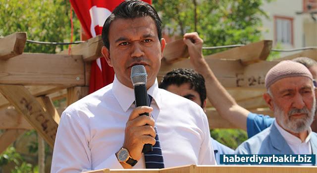 DİYARBAKIR-Diyarbakır'ın Ergani İlçe Kaymakamı Mehmet Ali Gürbüz FETÖ soruşturması kapsamında açığa alındı.
