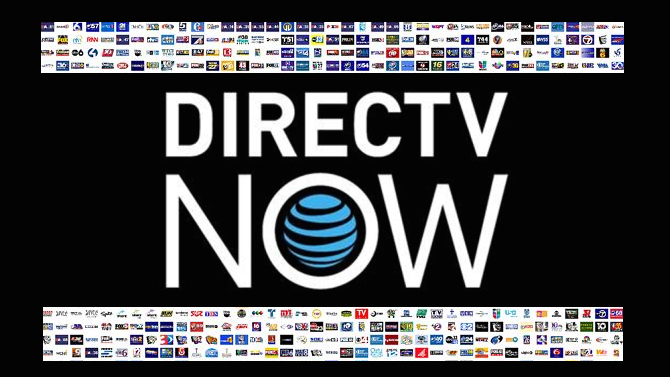 DirecTV Now Channel Lineup