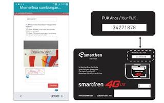 Cara Daftar Kartu SMARTFREN 4G LTE