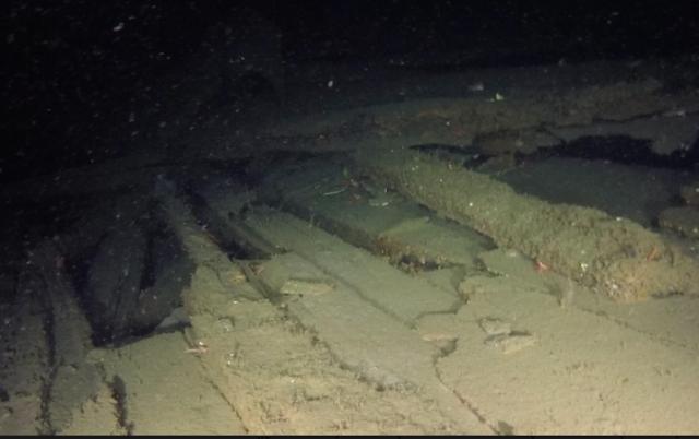 """Hallan el """"Titanic chileno"""" que naufragó hace casi un siglo con 400 pasajeros"""