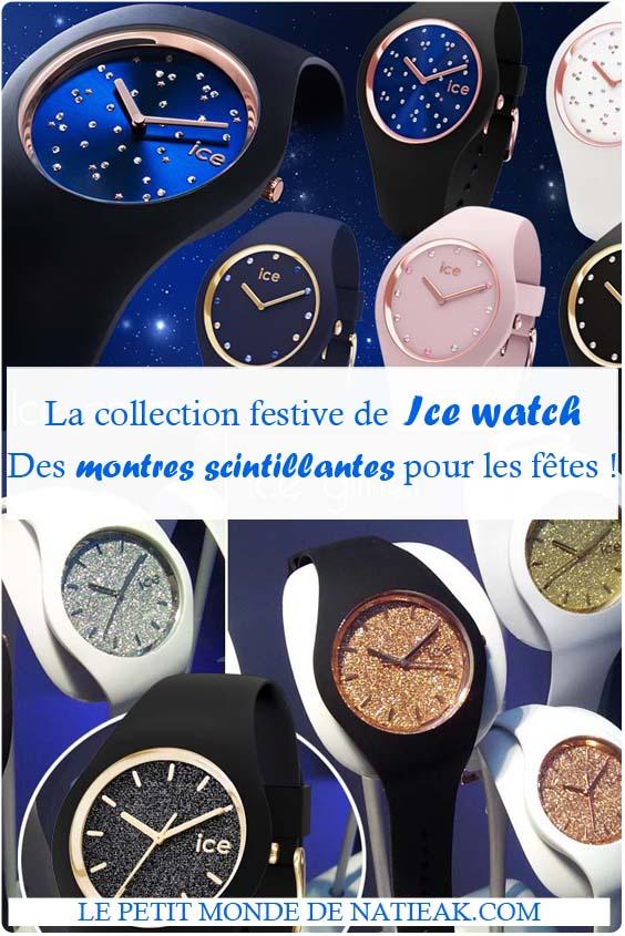avis sur les montres Ice Watch