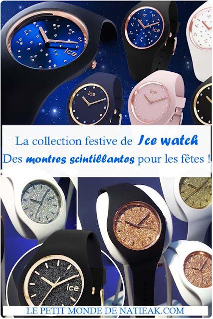 Ice Watch :  la nouvelle collection va faire scintiller les fêtes de fin d'année !
