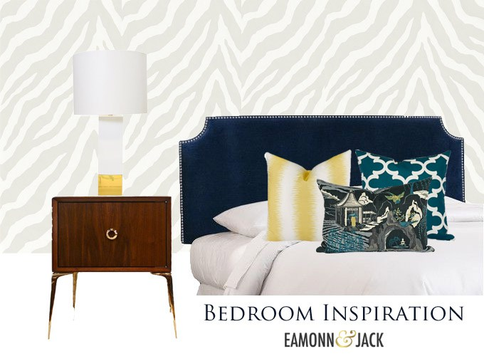 One room challenge bedroom inspiration