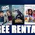 Free FandangoNow Online Movie Rental!