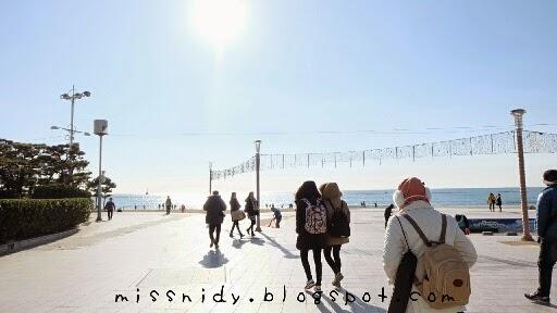 tempat melihat sunrise di korea selatan
