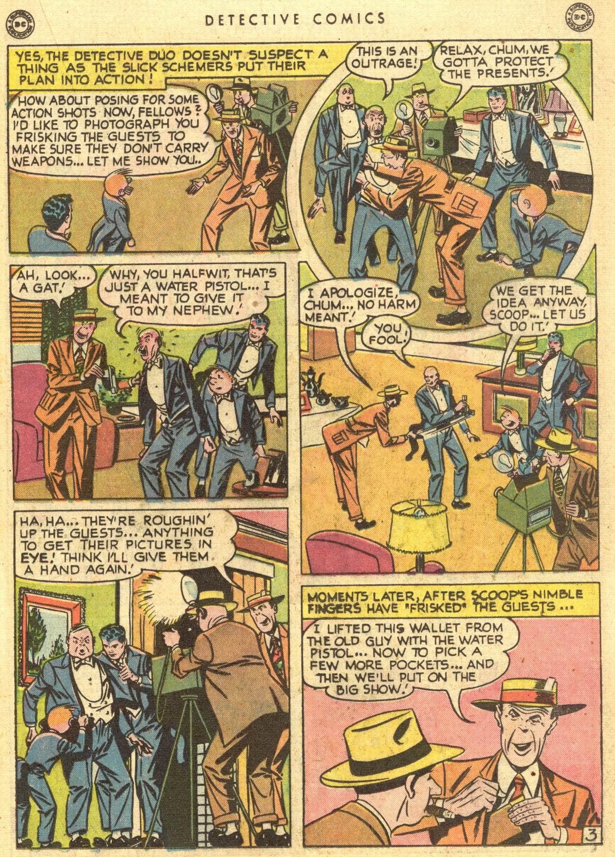 Read online Detective Comics (1937) comic -  Issue #150 - 26