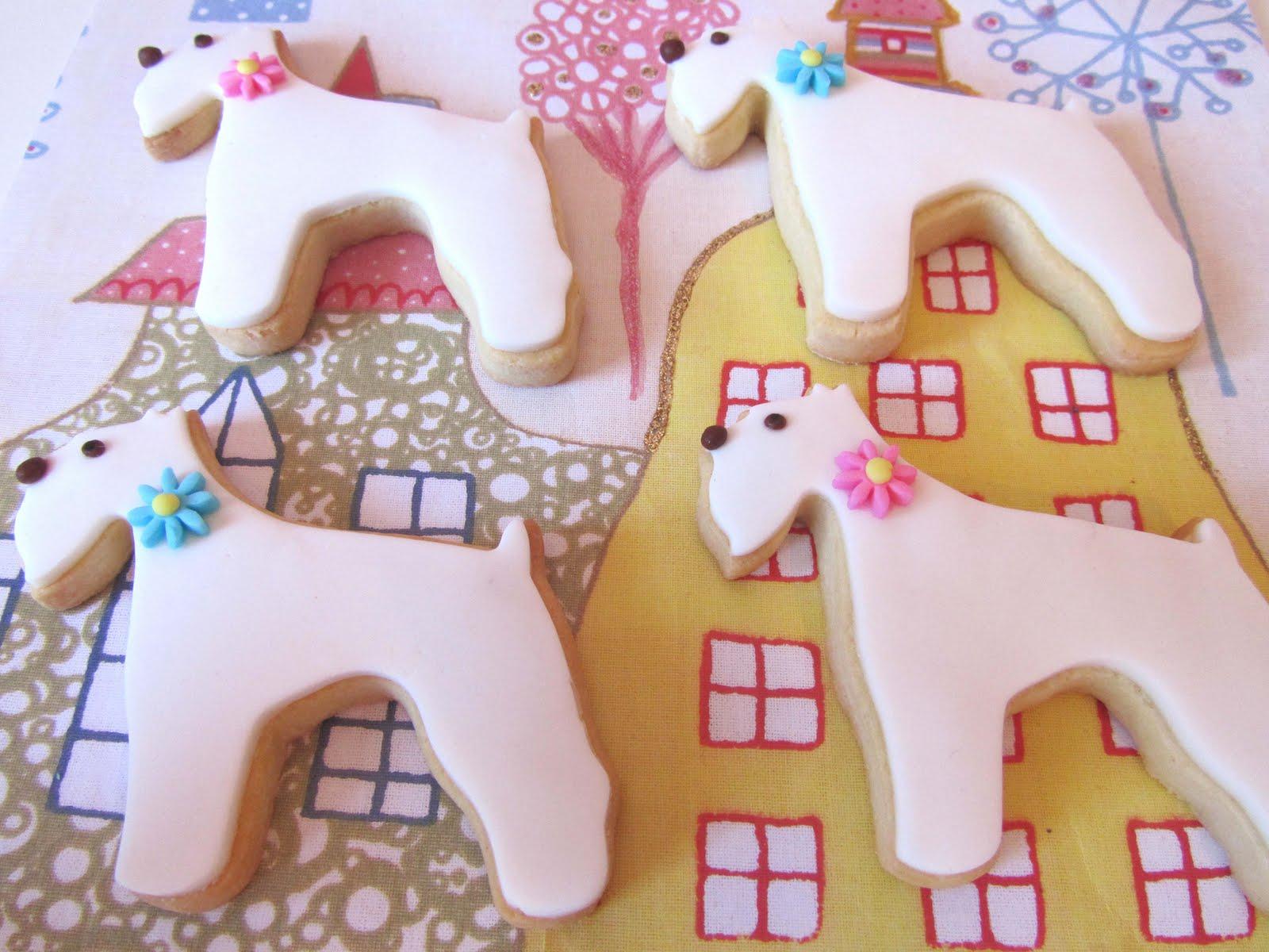 Galletas decoradas: perros | Postreadicción: Cursos de pastelería ...