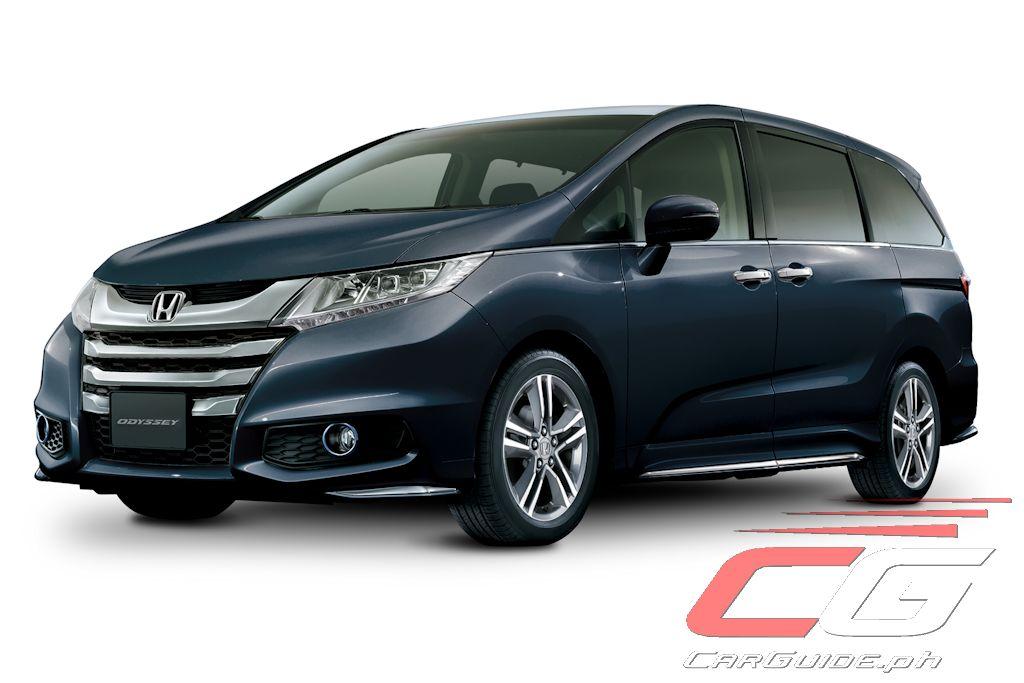 2017 Honda Odyssey EX-V Navi has Enhanced Looks, More ...