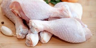 Ciri-ciri Ayam Tidak Layak Konsumsi