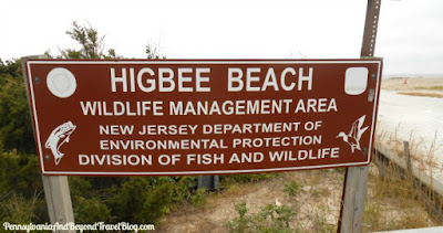 HIGBEE Beach in Cape May